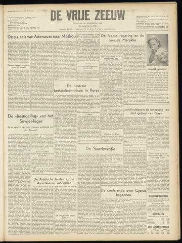 de Vrije Zeeuw 1955-08-30