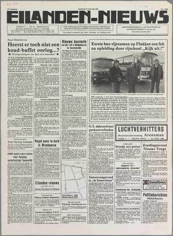 Eilanden-nieuws. Christelijk streekblad op gereformeerde grondslag 1985-01-08