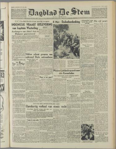 de Stem 1950-05-04