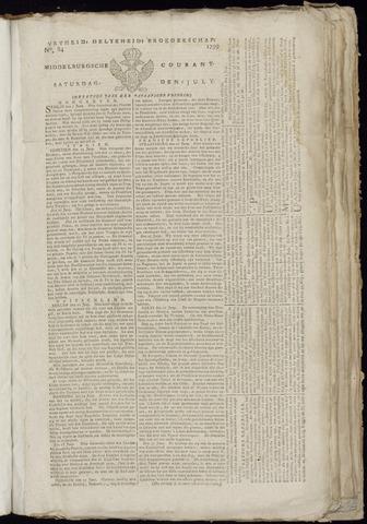 Middelburgsche Courant 1799-07-06