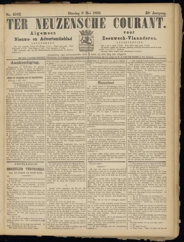 Ter Neuzensche Courant. Algemeen Nieuws- en Advertentieblad voor Zeeuwsch-Vlaanderen / Neuzensche Courant ... (idem) / (Algemeen) nieuws en advertentieblad voor Zeeuwsch-Vlaanderen 1899-05-09