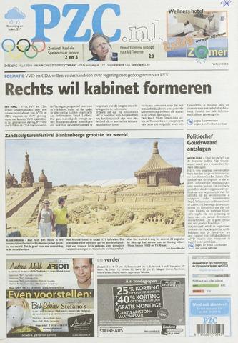 Provinciale Zeeuwse Courant 2010-07-31