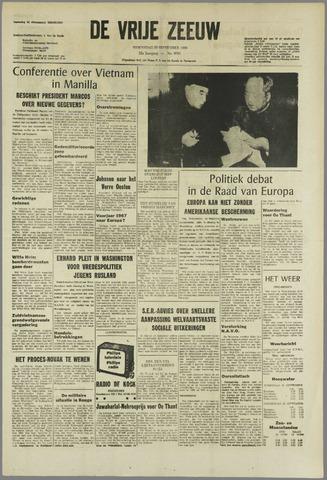 de Vrije Zeeuw 1966-09-28