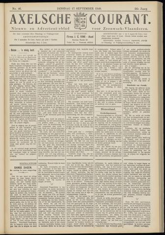 Axelsche Courant 1940-09-17