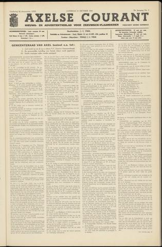 Axelsche Courant 1964-10-31