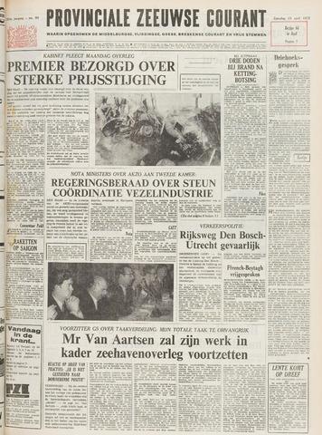 Provinciale Zeeuwse Courant 1972-04-15