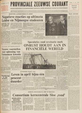Provinciale Zeeuwse Courant 1969-05-09