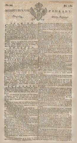 Middelburgsche Courant 1780-08-29