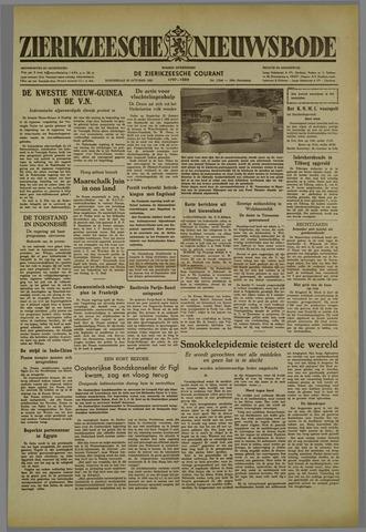 Zierikzeesche Nieuwsbode 1952-10-23