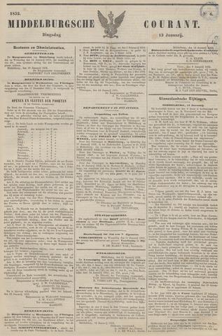 Middelburgsche Courant 1852-01-13