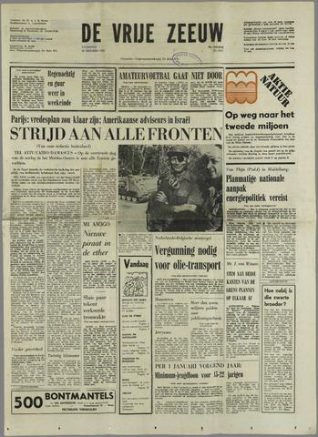 de Vrije Zeeuw 1973-10-20