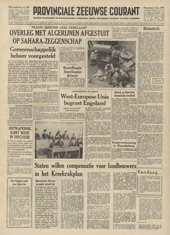 Provinciale Zeeuwse Courant 1961-08-02