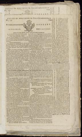 Middelburgsche Courant 1799-10-15