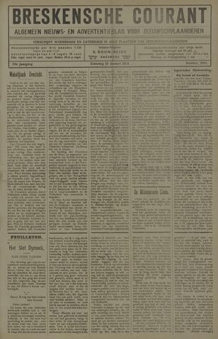 Breskensche Courant 1924-01-12