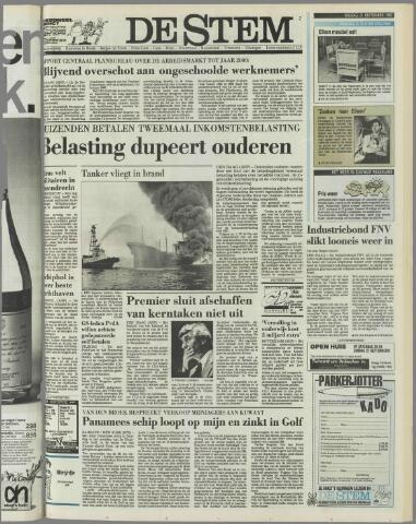 de Stem 1987-09-25
