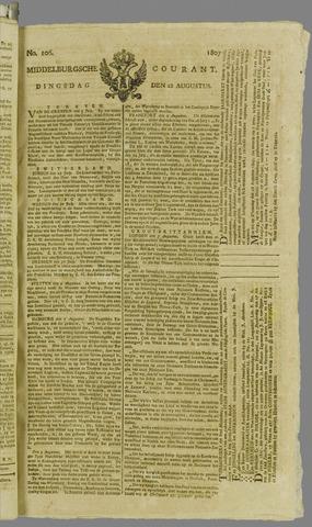 Middelburgsche Courant 1807-08-18
