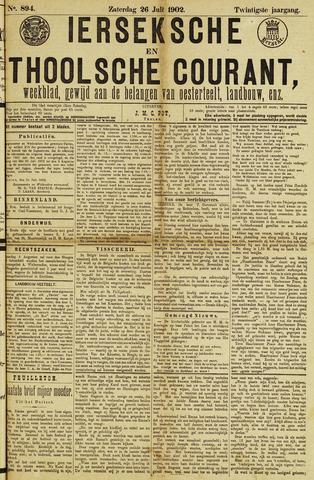 Ierseksche en Thoolsche Courant 1902-07-26