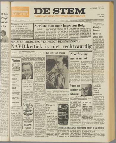 de Stem 1974-07-10