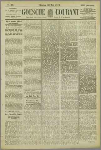 Goessche Courant 1919-05-20