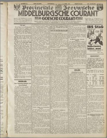 Middelburgsche Courant 1937-04-22