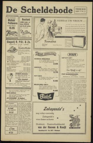 Scheldebode 1960-12-22