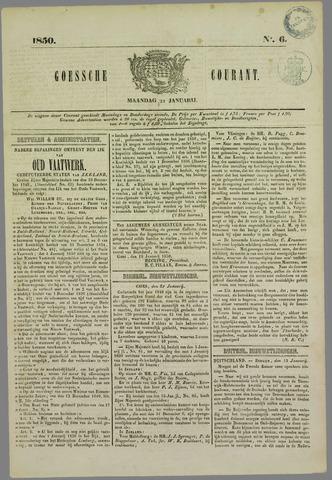 Goessche Courant 1850-01-21