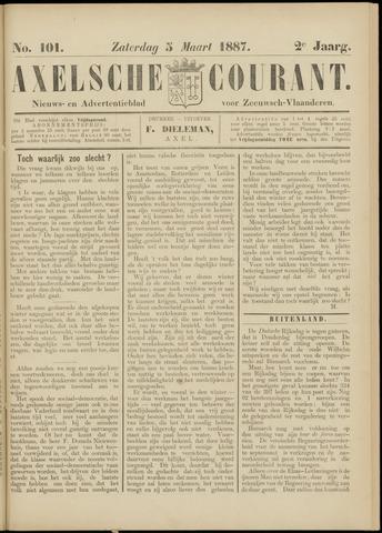 Axelsche Courant 1887-03-05