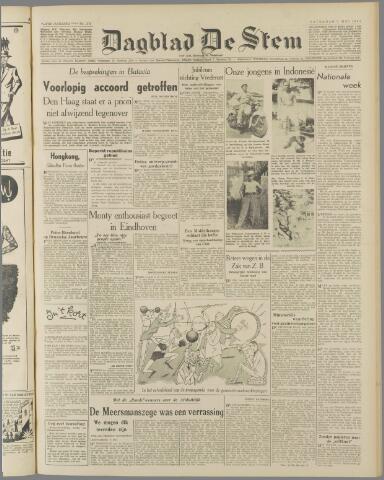de Stem 1949-05-07