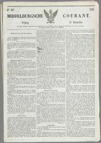 Middelburgsche Courant 1872-12-27