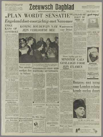 Zeeuwsch Dagblad 1960-10-21