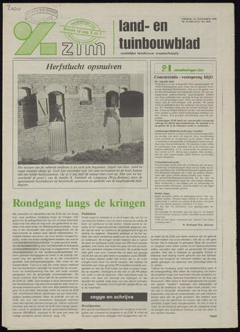 Zeeuwsch landbouwblad ... ZLM land- en tuinbouwblad 1990-11-16