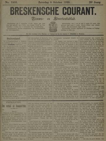 Breskensche Courant 1910-10-08