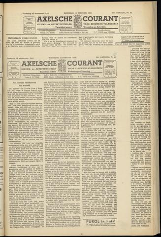 Axelsche Courant 1950-02-15