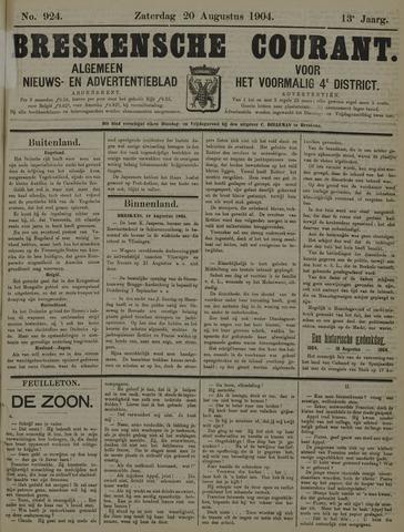 Breskensche Courant 1904-08-20