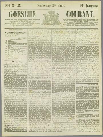 Goessche Courant 1894-03-29