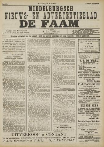 de Faam en de Faam/de Vlissinger 1904-05-18