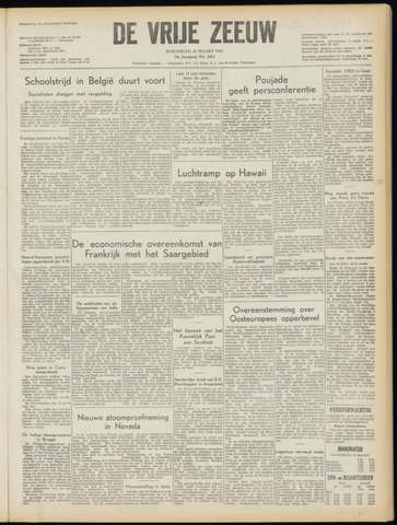 de Vrije Zeeuw 1955-03-23