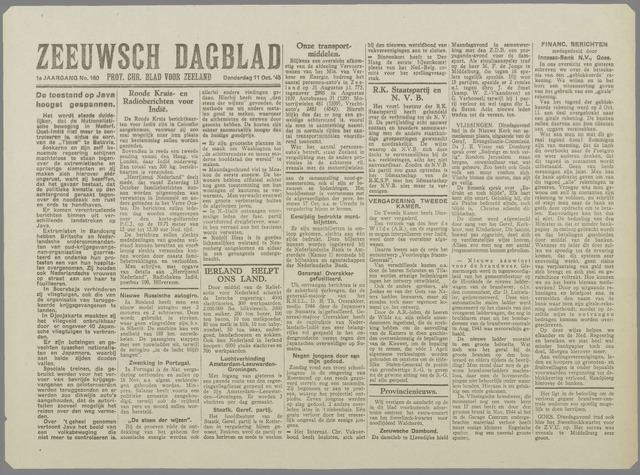 Zeeuwsch Dagblad 1945-10-11
