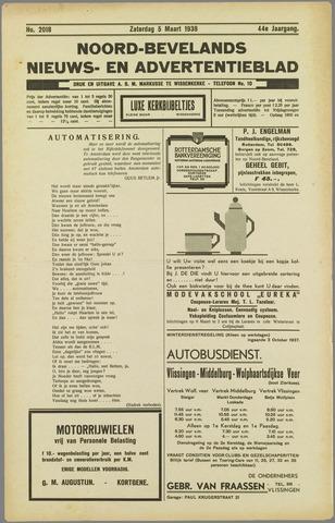 Noord-Bevelands Nieuws- en advertentieblad 1938-03-05