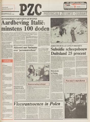 Provinciale Zeeuwse Courant 1980-11-24