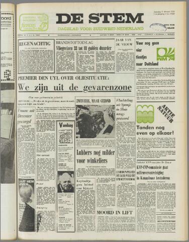 de Stem 1974-02-09
