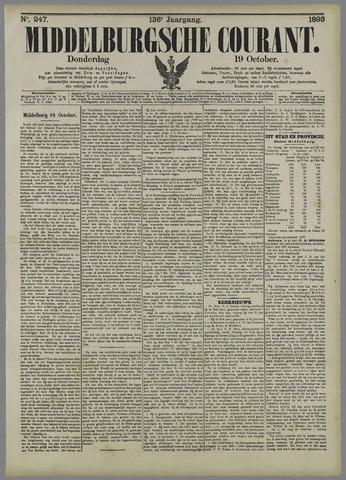 Middelburgsche Courant 1893-10-19