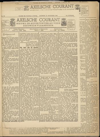 Axelsche Courant 1945-12-29