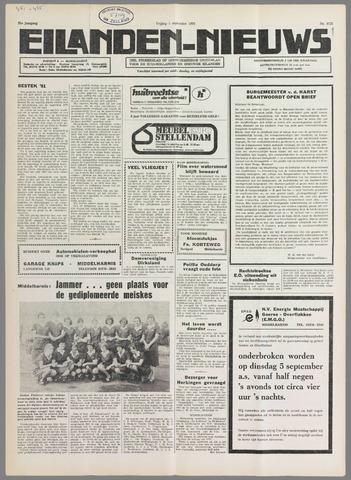 Eilanden-nieuws. Christelijk streekblad op gereformeerde grondslag 1978-09-01