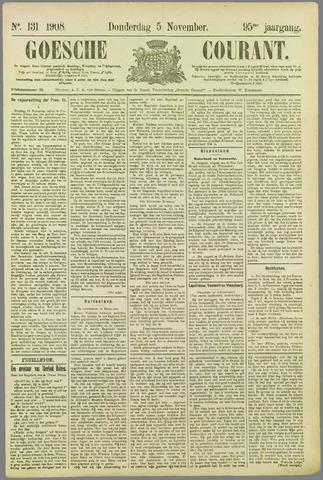 Goessche Courant 1908-11-05