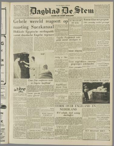 de Stem 1956-07-30