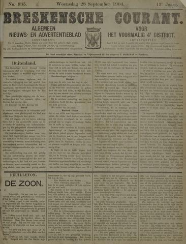 Breskensche Courant 1904-09-28