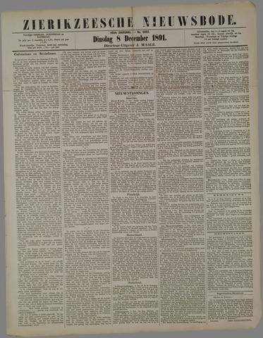 Zierikzeesche Nieuwsbode 1891-12-08