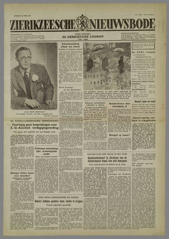 Zierikzeesche Nieuwsbode 1954-06-29