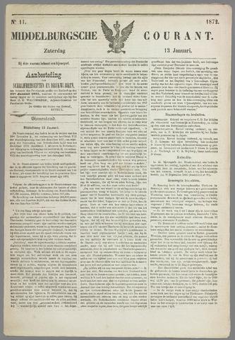 Middelburgsche Courant 1872-01-13